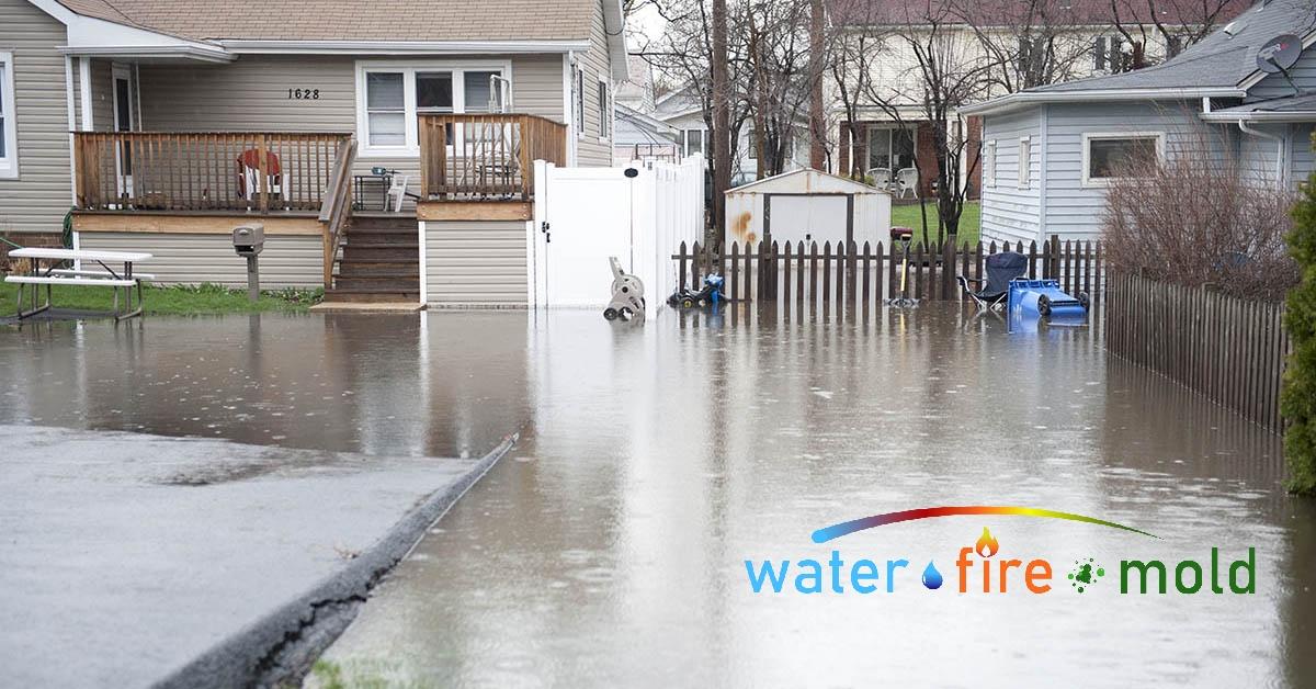Water Damage Remediation in Oak Ridge, TN