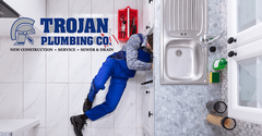Frozen Water Pipe Leak Repair and Cleanup in Lemont IL