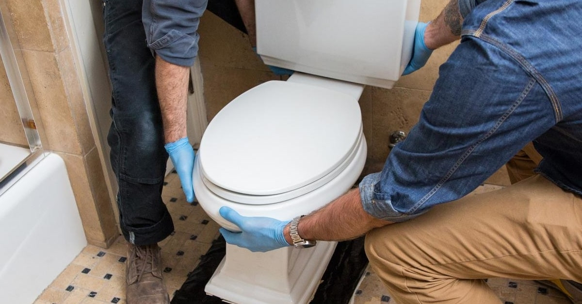 It's Probably Time for a New Toilet