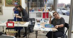 Art Workshops in Montréal, Quebec, Canada