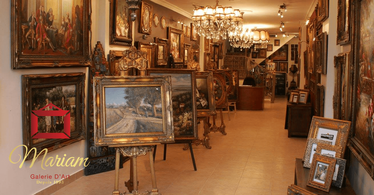 Classical Frames in Mirabel, Quebec, Canada