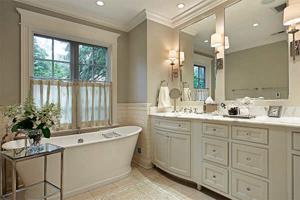 Bathroom Remodeling in Anytime Restoration Services Inc