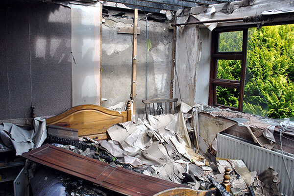Fire and Water Damage Removal and Repair in Warren, MI