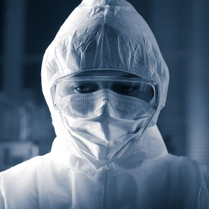 Biohazard Cleanup and Sanitization in Warren, MI