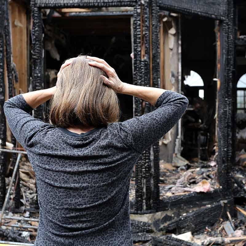 Fire and Smoke Damage in Warren, MI