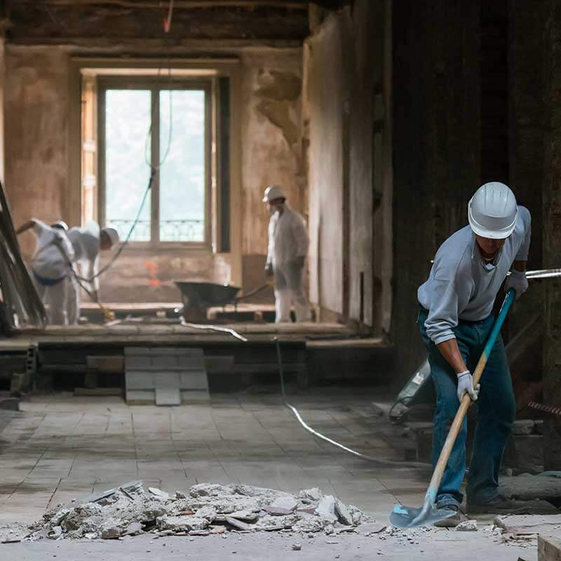 Flood Damage Restoration in Gibraltar, MI