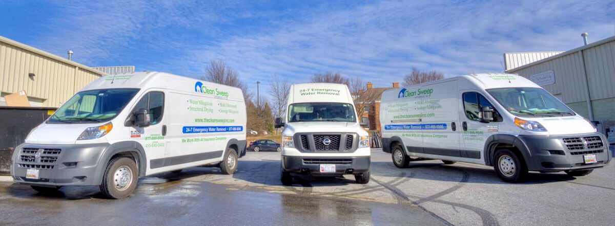 Certified Damage Restoration in Westminster, MD