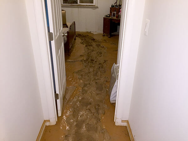 Flood Damage Repair in Westminster, MD