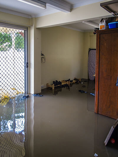 Flood Damage Restoration in Westminster, MD