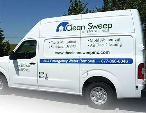 Clean Sweep Enterprises, Inc. in Central Maryland