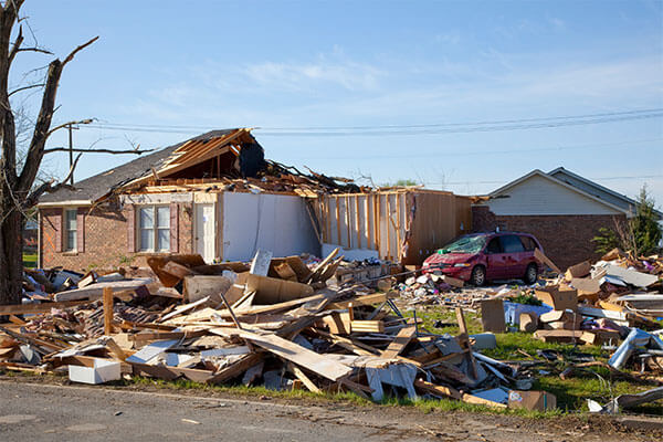 Storm and Hurricane Damage Repair in Monroe, LA