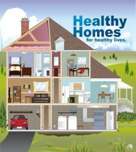 Healthy Homes for Health Lives - Orange County, CA