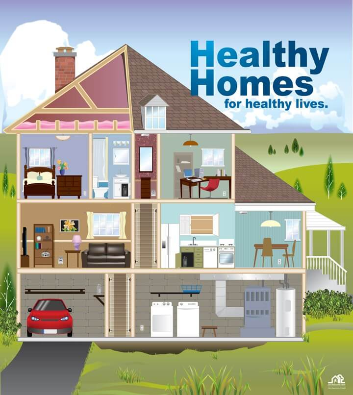 Healthy Homes for Healthy Lives
