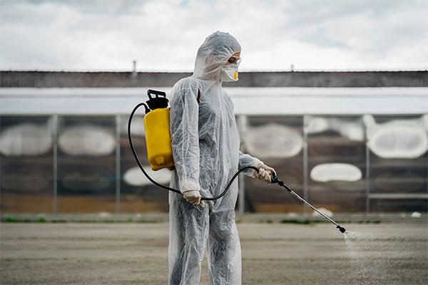 Trauma, Asbestos, & Biohazard Cleanup in Idaho