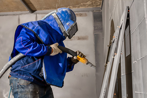 Professioanl Soda Blasting Cleaning Services in Idaho