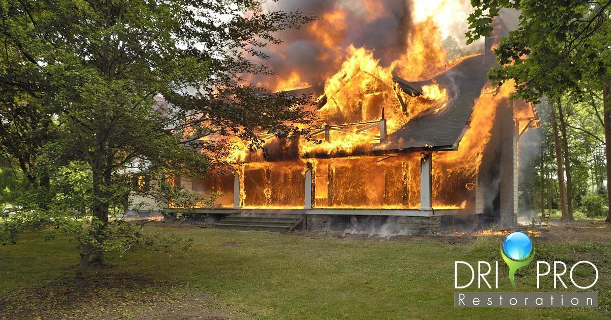 Fire Damage Cleanup in Okaloosa Island, FL
