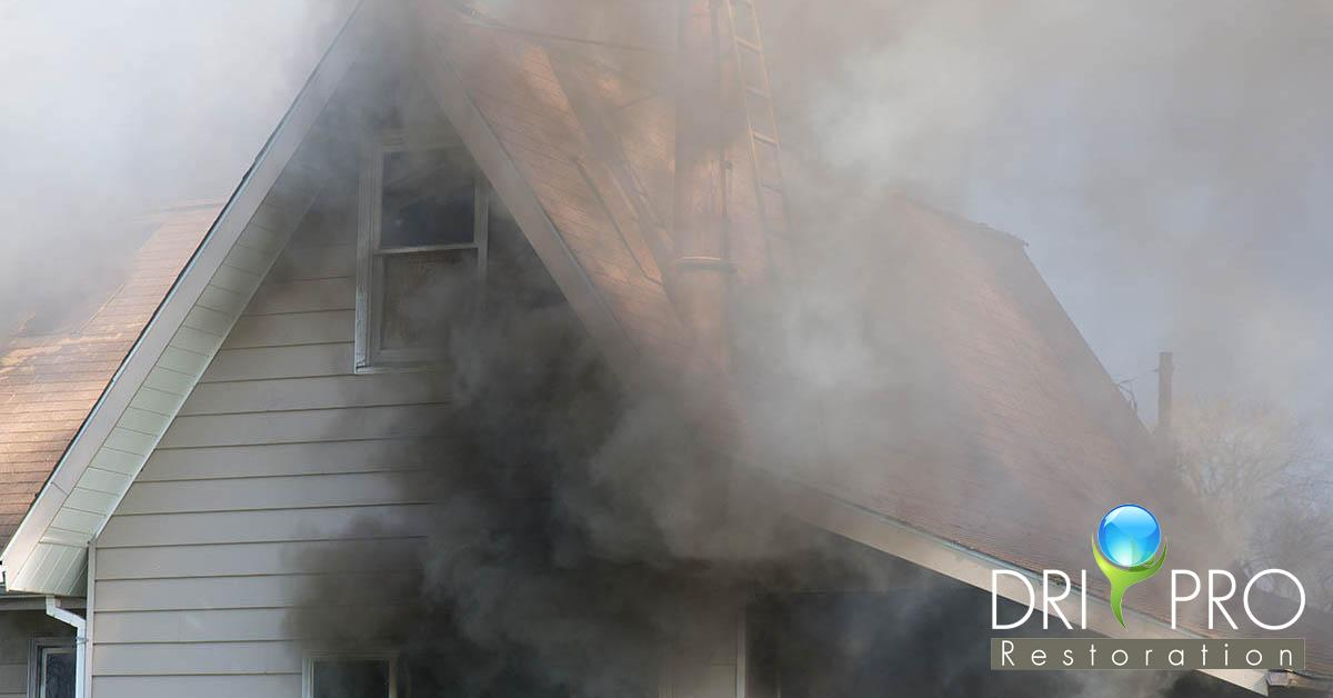 Fire and Smoke Damage Cleanup in Blue Mountain Beach, FL
