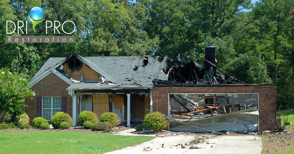 Fire Damage Restoration in Okaloosa County, FL