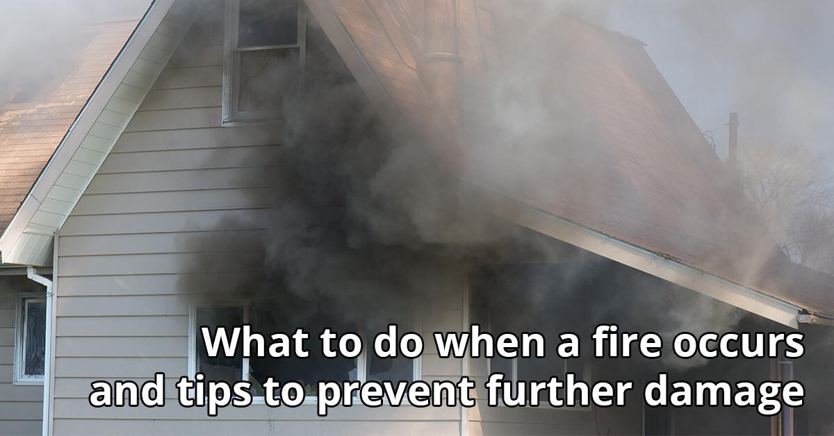 Fire Damage Restoration Tips in Destin, FL