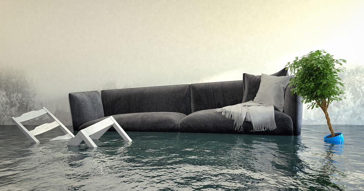 Flood Damage Repair in Valparaiso, FL