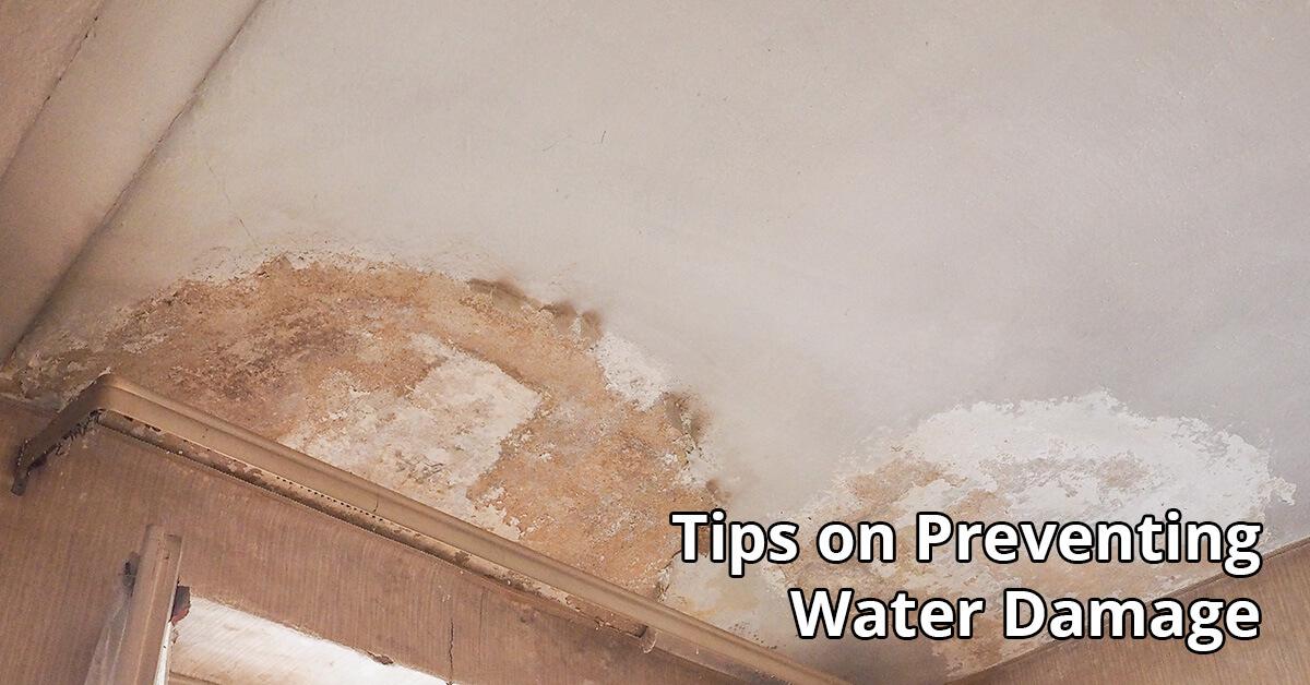 Water Damage Mitigation Tips in Grayton Beach, FL