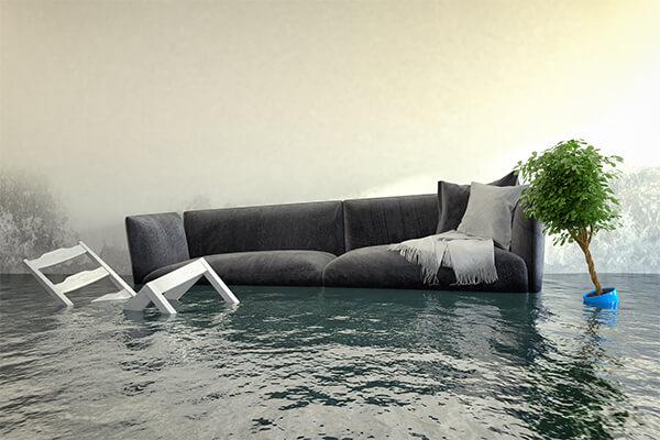 Flood Damage Cleanup in Valparaiso, FL