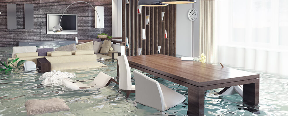 Water & Flood Damage Restoration in Boston, MA