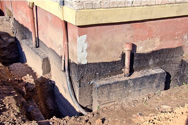 Foundation Repair in Boston, MA