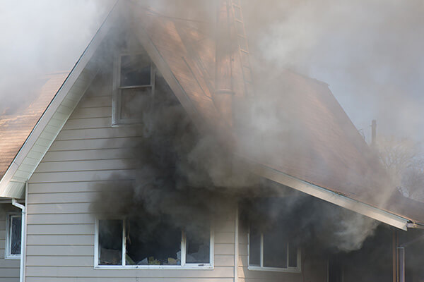 Fire And Smoke Damage Cleanup in Millis-Clicquot, MA