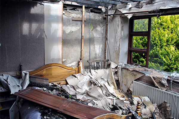 Fire Damage Repair in Franklin, MA