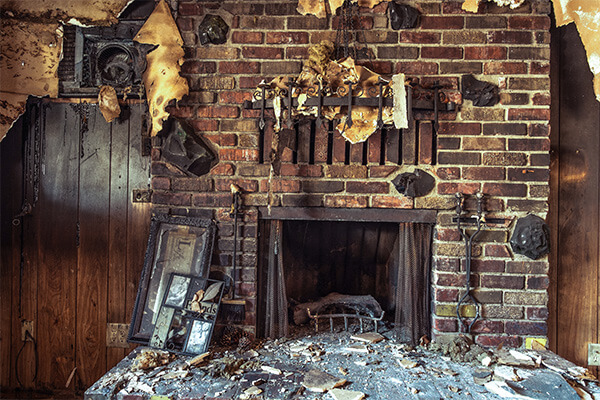 Fire Damage Restoration in Weston, MA