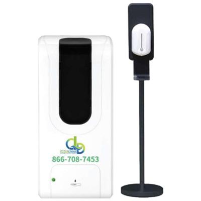 Hand Sanitizer Dispensers & Stands
