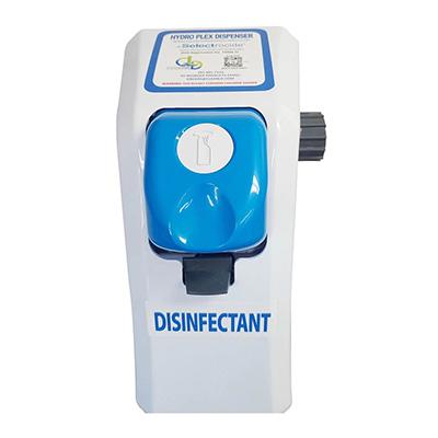 Hydro Plex Disinfectant & Sanitizer Dispenser