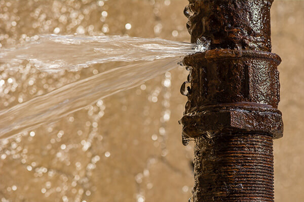 Disaster Restoration Services Frozen Burst Pipes