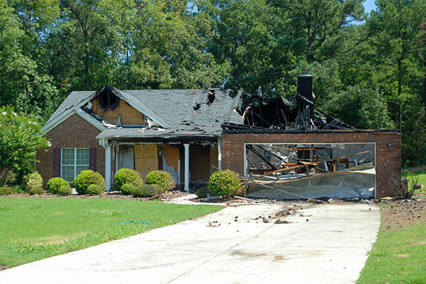 Disaster Restoration Services Fire Damage Restoration