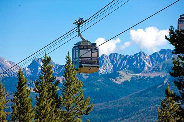 Vail Valley Colorado