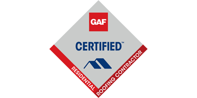 GAF Certified Residential Roofing Contractor
