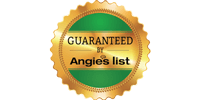 Complete is Guaranteed by Angie's List