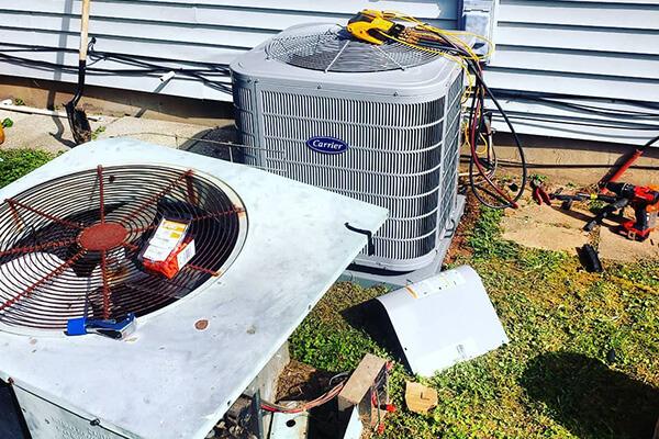 AC Installation in Cherry Hill, Doylestown, Levittown, Newtown, Bensalem, Morrisville, Mt. Laurel, Philadelphia, and Princeton
