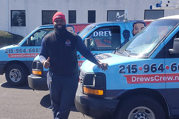 Commercial and Residential HVAC Contractor in Cherry Hill, Doylestown, Levittown, Newtown, Bensalem, Morrisville, Mt. Laurel, Philadelphia, and Princeton