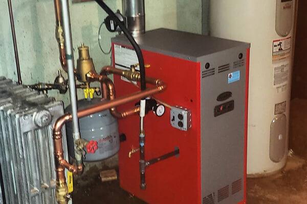 Gas Boiler Installation in Cherry Hill, Doylestown, Levittown, Newtown, Bensalem, Morrisville, Mt. Laurel, Philadelphia, and Princeton