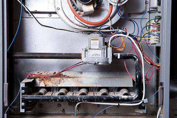 Emergency Gas Furnace Repair in Newtown, PA