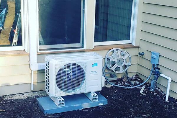 Heat Pump Repair in Cherry Hill, Doylestown, Levittown, Newtown, Bensalem, Morrisville, Mt. Laurel, Philadelphia, and Princeton