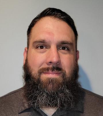 Daniel Garrity, Operations Support / Construction Project Coordinator