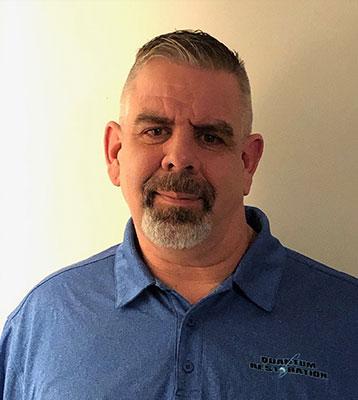 Ed Kromer, Senior Field Technician