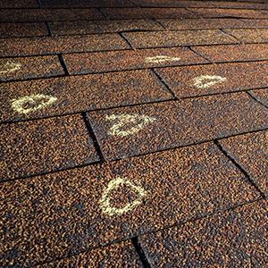 Hail Damage Roof Repair in Mentor, OH