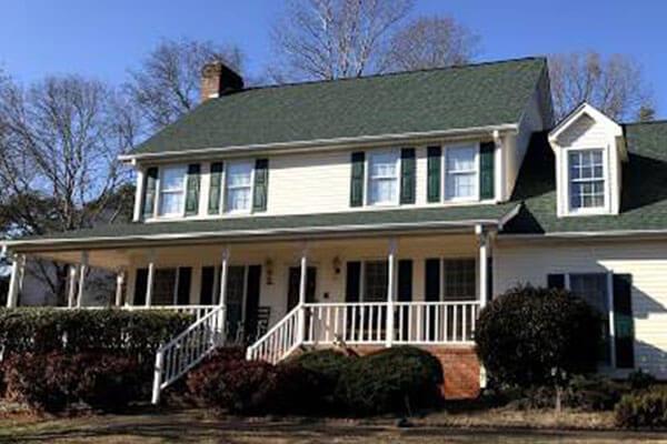 Shingle Roofs in South Carolina