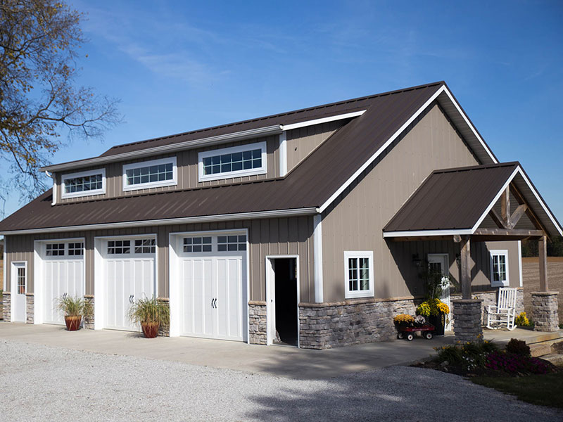 Standing Seam Metal Roofing that lasts for a lifetime!