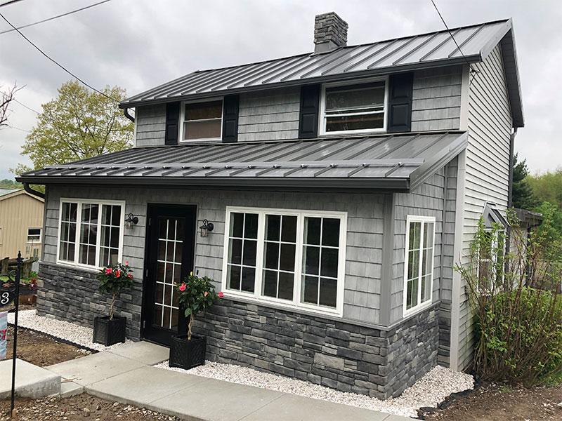 Benefits of Standing Seam Metal Roofing