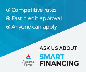 Alabama Power Smart Financing Options